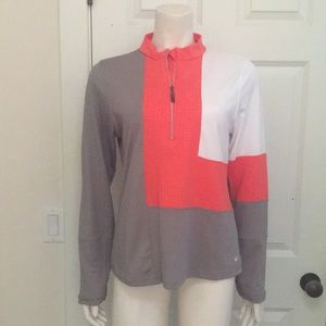 Bolle Athleisure Colorblock Jacket in Size L, NWT!